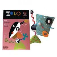 ערכת יצירתיות משלושת ZoLO Groove