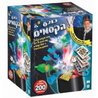 משחקי קופסה ויצירה